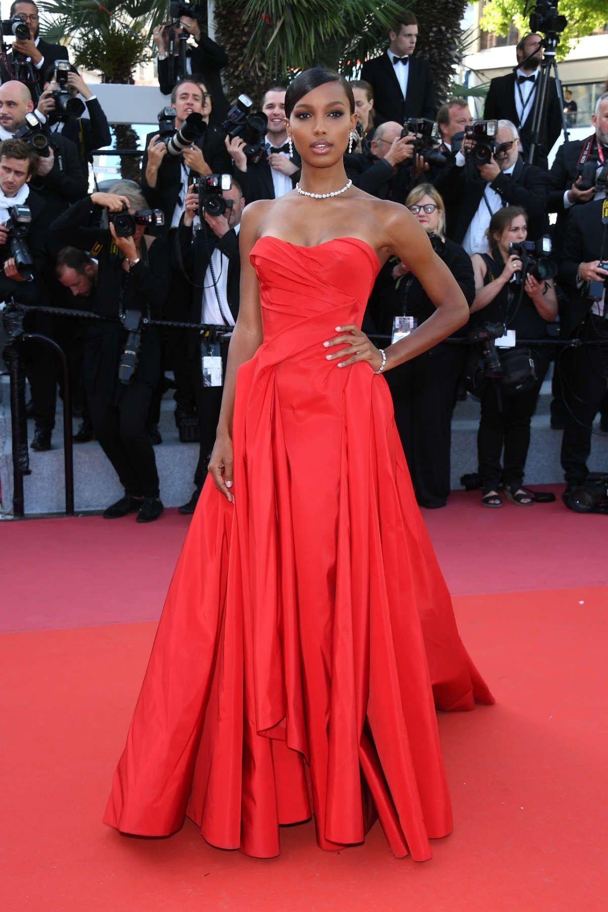 Jasmine Tookes Cannes 2018 | Celebrity Style in 2019