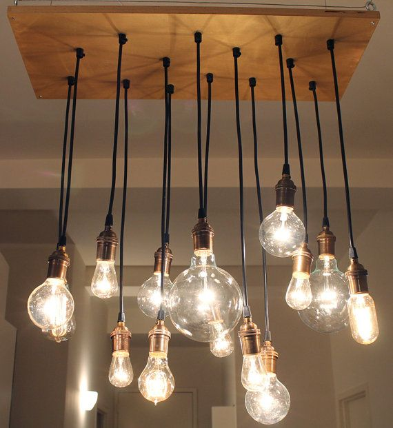 kitchen light- maybe?? For the Home Pinterest Industrial
