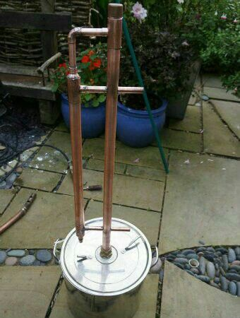 Pin By Dewayne Alcorn On Alcohol Production Reflux Still Homemade Still Alcohol Still