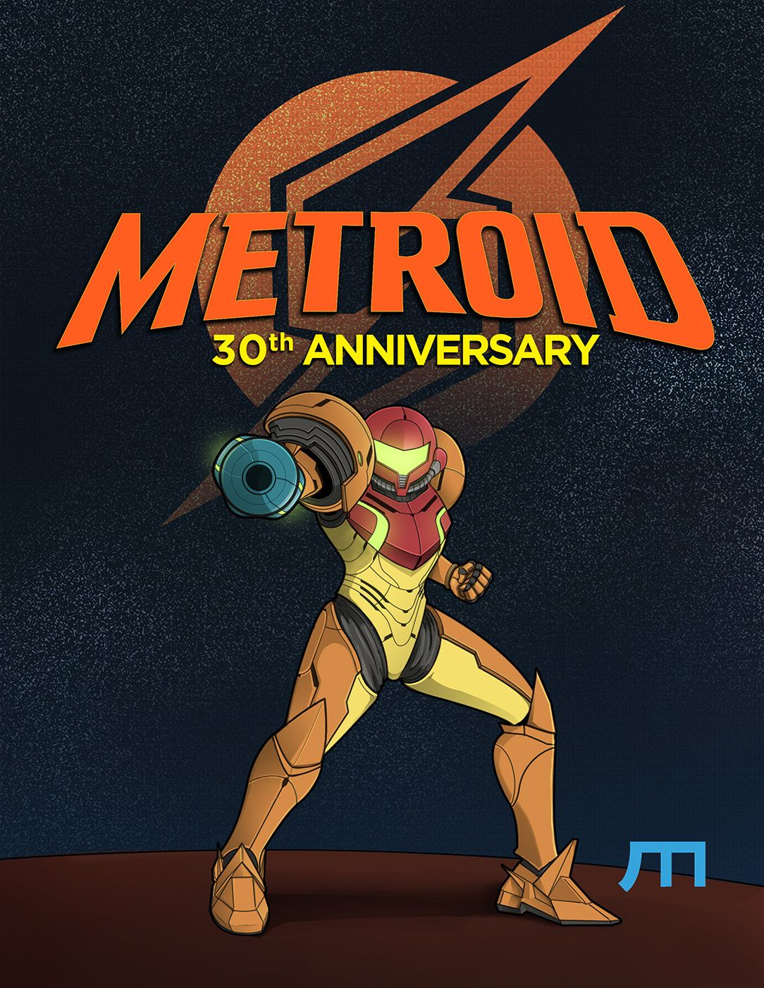 metroid 30th anniversary geekery animatory stuffery pt 2