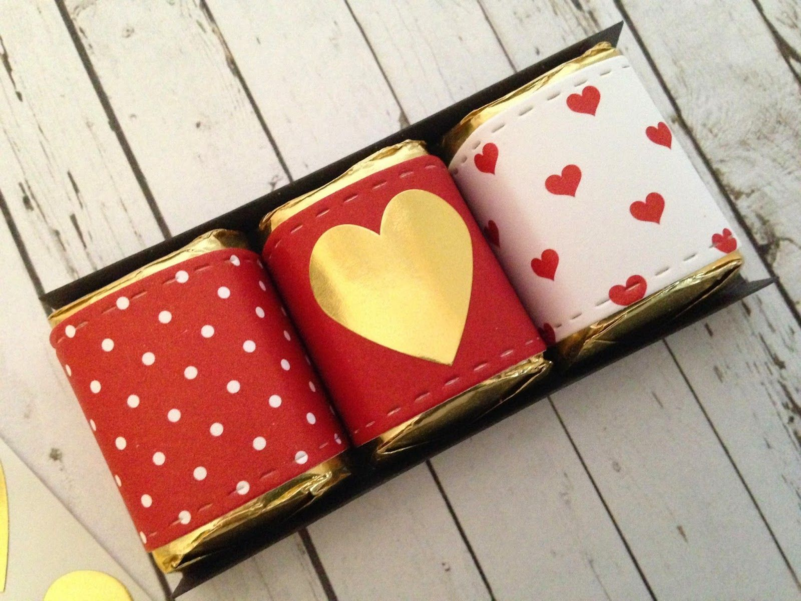 Let S Make A Card Amuse Studio Candy Wrapper Die Set Valentines Cards Valentine Day Cards Candy Packaging