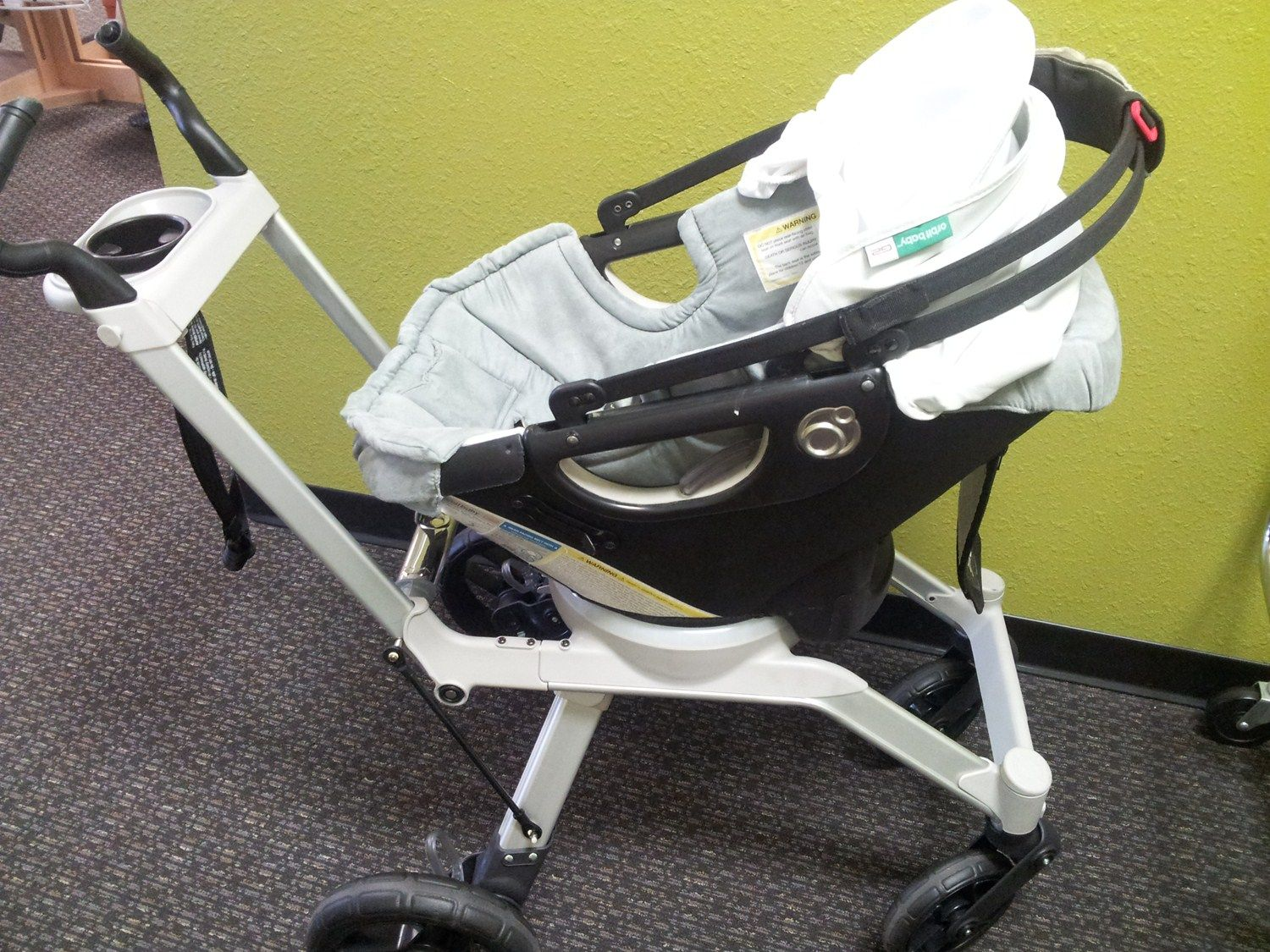 Orbit G2 Stroller and Carseat LilyPads Lincoln , NE