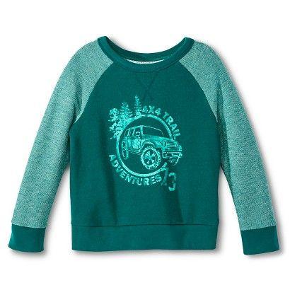 Toddler Boys' Sweatshirt
