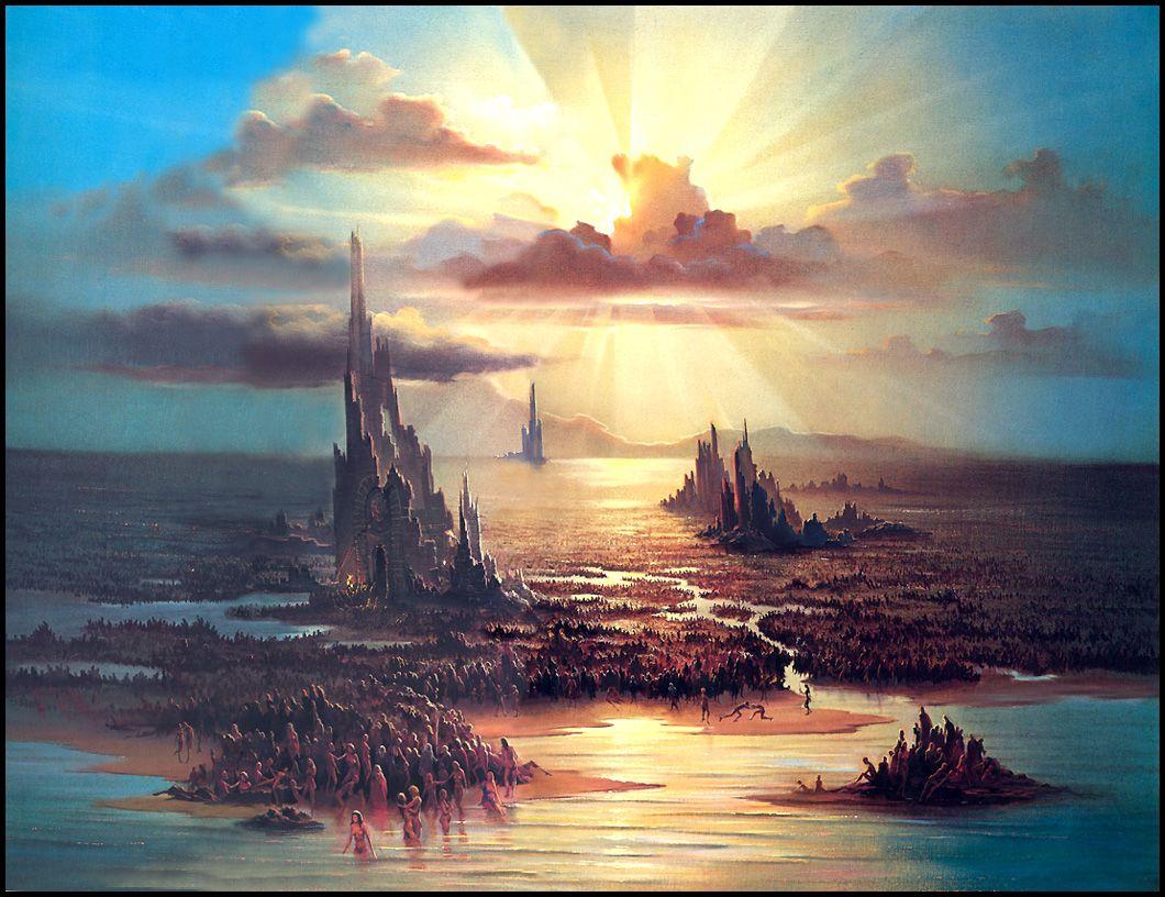 John Pitre | John Pitre | Pinterest | Fantasy art, Paintings and ...
