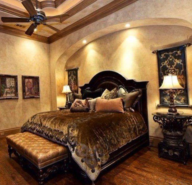 Old world bedroom decor - https://bedroom-design-2017.info/style ...