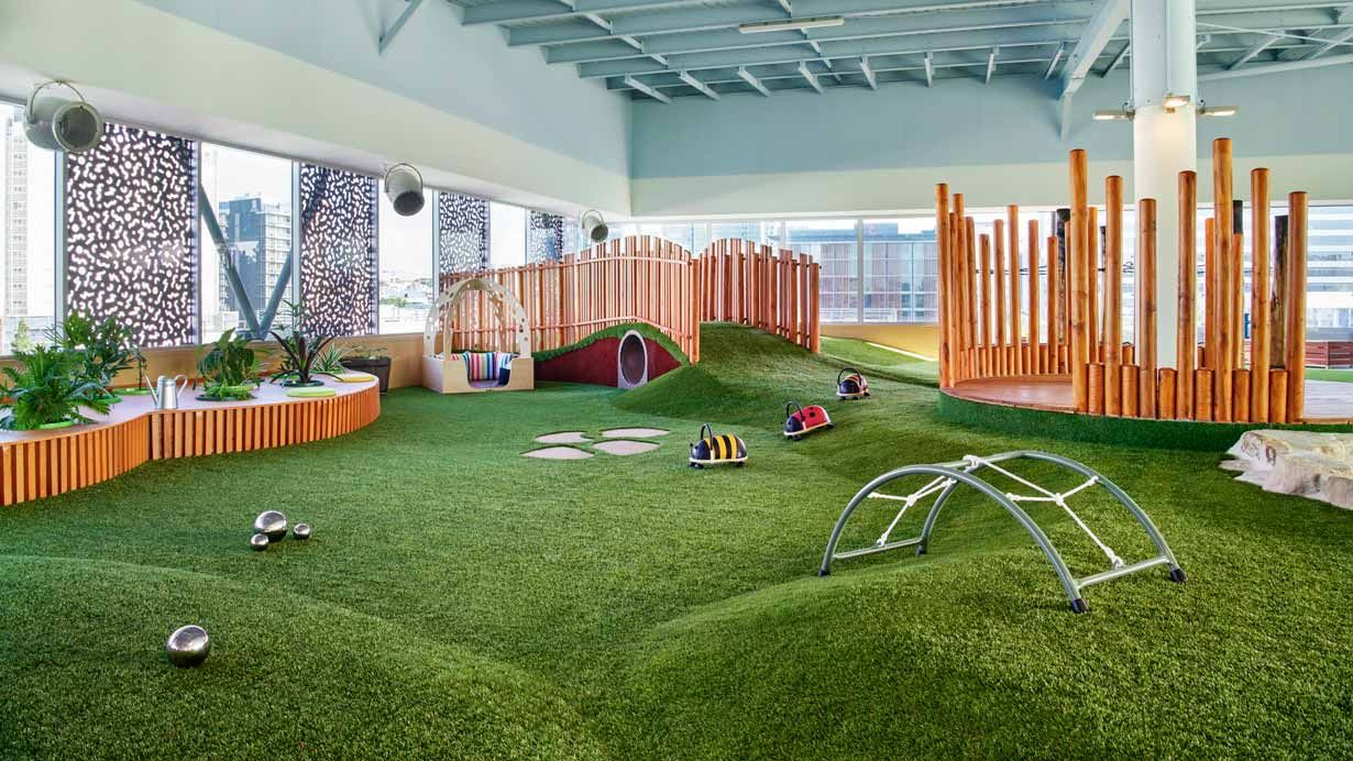 Indoor Play Area from Guardian Early Learning Center in