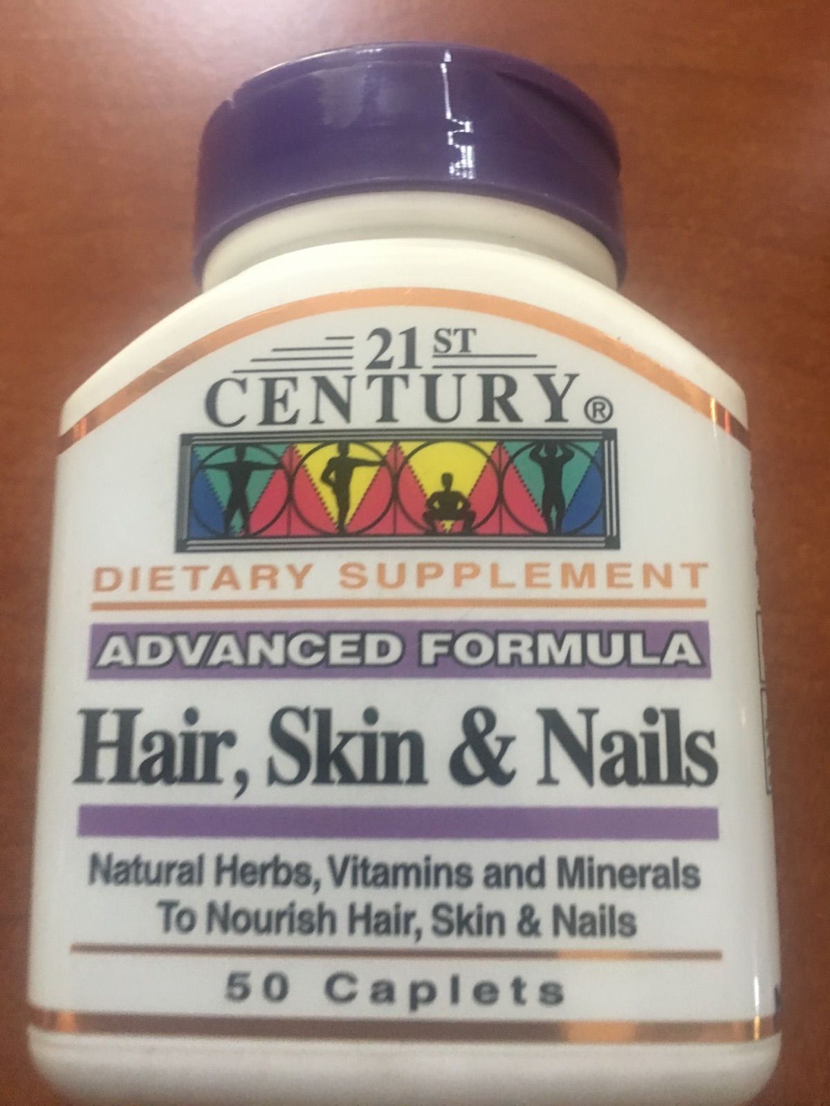 Hair Skin Nails Supplement Code 00911 Price2800 تابليت تقويت