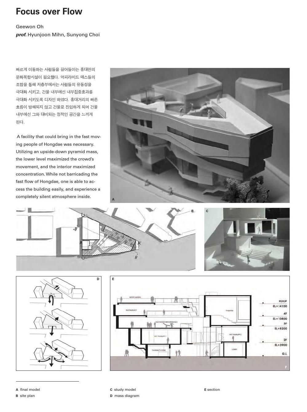 #ClippedOnIssuu from Hongik University School of Architecture Project Review Annual 2010