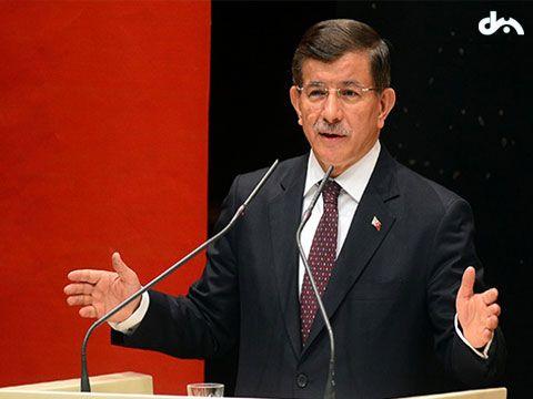 Davutoğlu'ndan Yüksekdağ'a Kobani yanıtı
