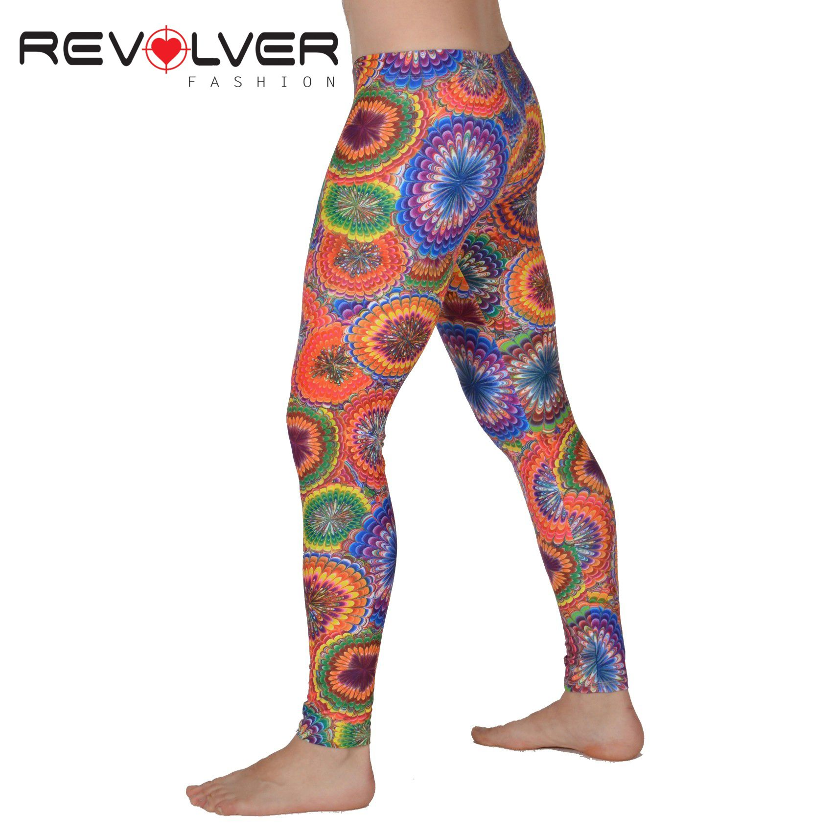 Ayahuasca Vine Men's Legging or Flare Pants // Easy Hippie Costume // 70's Psychedelic Pants // fdHF86i2Y