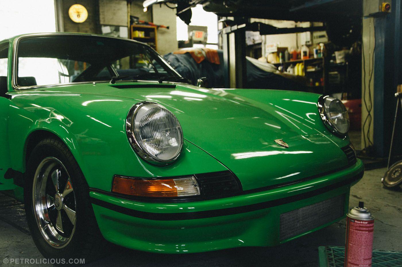 Rare Classics Are Regulars At Garage In White Plains Ny White
