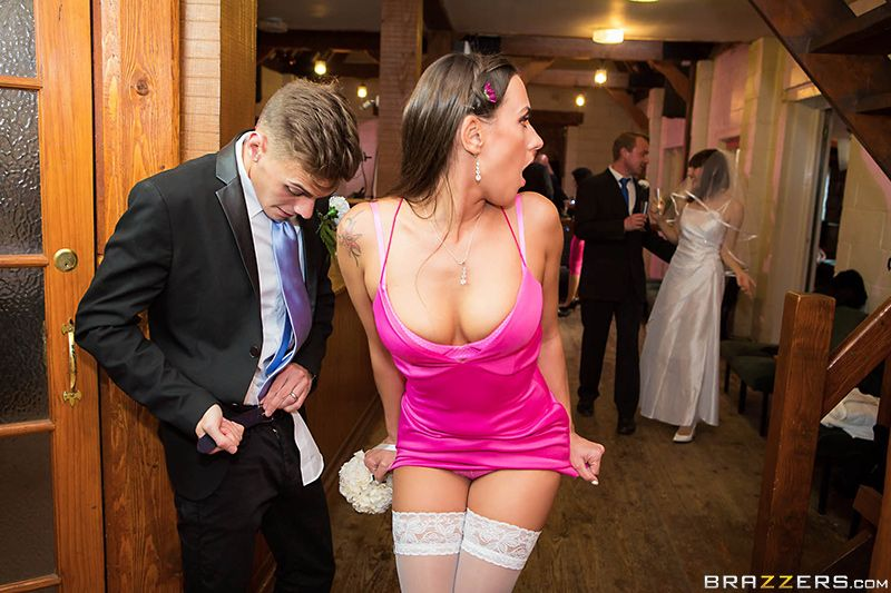 Last Fuck Before Wedding