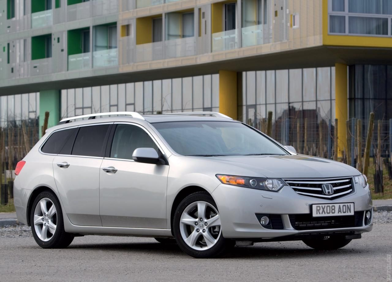 2009 Honda Accord Tourer Sports wagon, Acura tsx, Honda