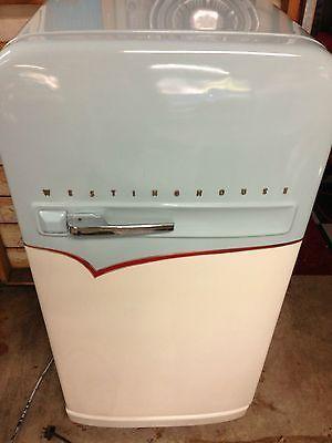 Vintage Retro Westinghouse Refridgerator 50 S 60 S Vintage Refrigerator Vintage Appliances Retro Renovation