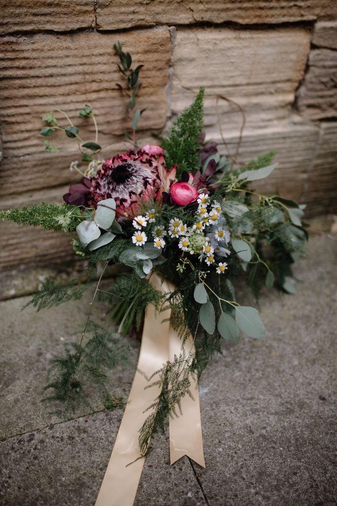 Succulent Bouquet Wedding Flowers Bouquet Bride Bridal