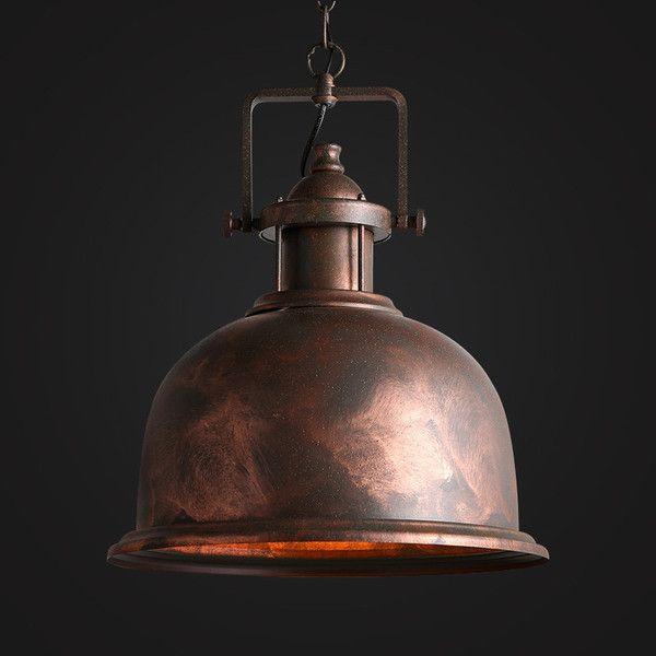 Farzin Kitchen Pendant Vintage Industrial Lighting Pendant Lamp Lamp Light