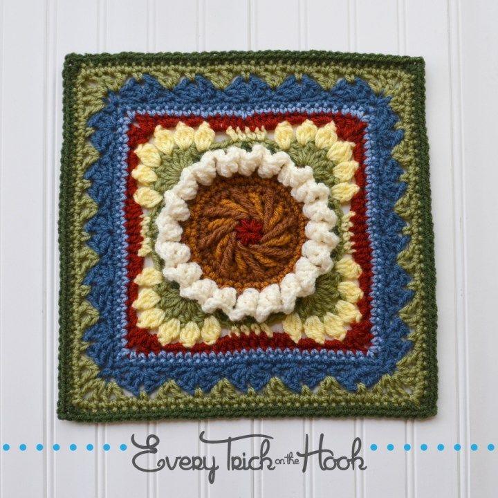 Pattern written in US crochet terms Skill level: intermediate ...