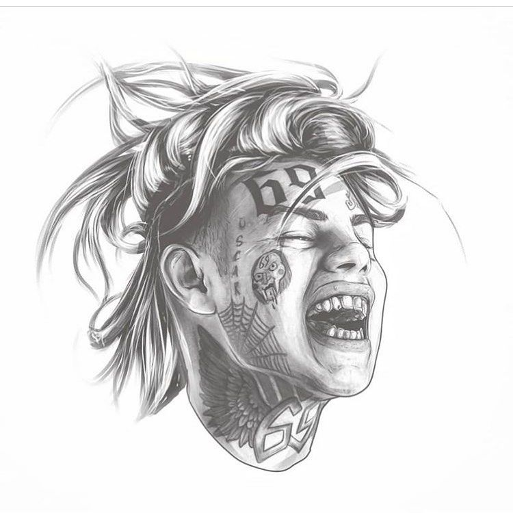6ix9ine Free On Instagram Follow Me Plz Soon 20k Free 6ix9ine