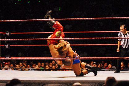 WWE in the Wildwoods Convention Center #Wildwood