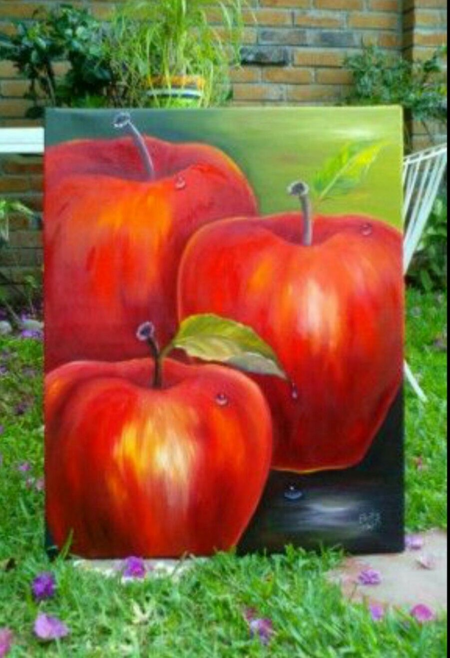 Manzanas Cuadros Pinterest Paintings Acrylics And Drawings # Muebles Carlos Seixas