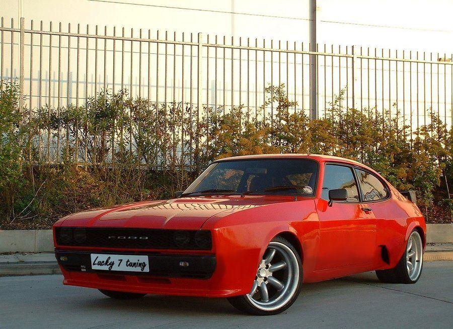 Ford Capri By Lucky7design D3ka1aq Jpg 900 653 Ford Capri Old