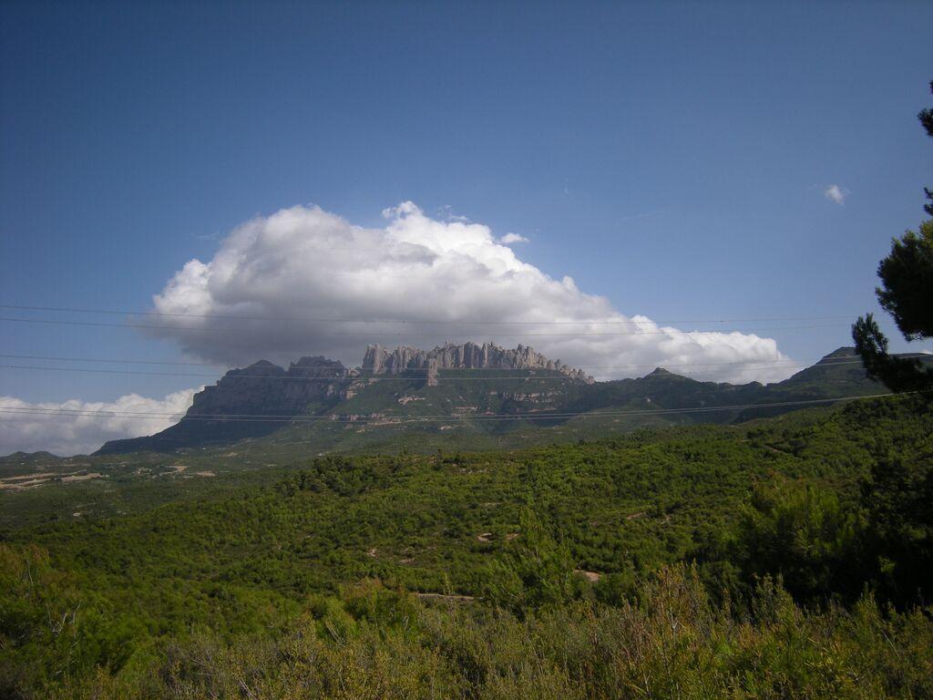 Vista de Montserrat