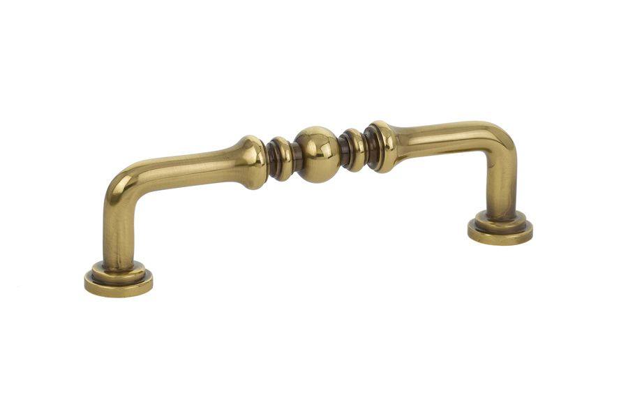 Brass Spindle Pull American Classic Entry Sets Cabinet Pulls
