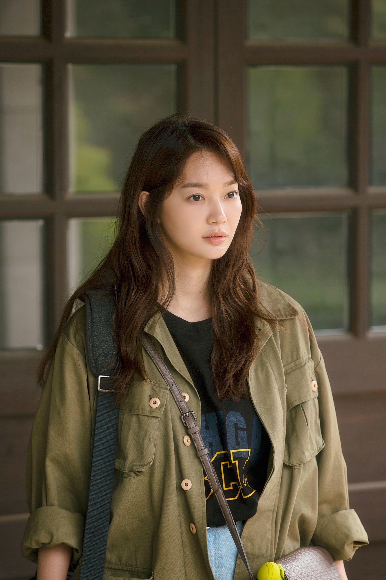 Shin Min Ah Responds To News Of Kim Woo Bins Cancer Koreaboo