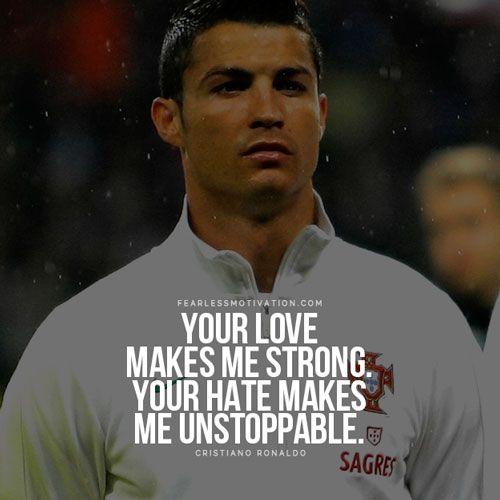 Cristiano Ronaldo Quotes Zitate Eishockey Lebensweisheiten Spruche Fussball Aufschreiben Football Zitate