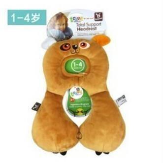 Baby Animal U-Pillow Headrest & Neck Protection