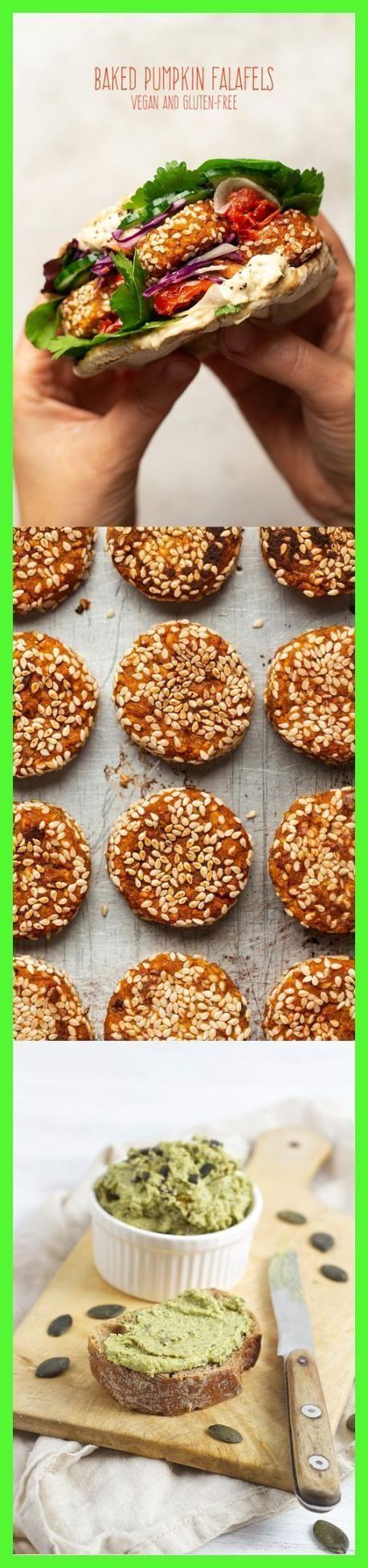 Photo of #vegan #baked #healthy #easy #glutenfree #falafel – Ostern –