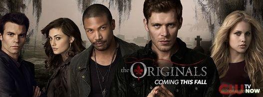 The Originals Season 1 Banner