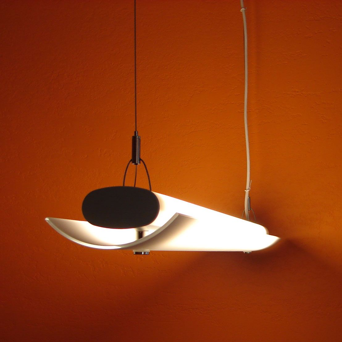 Clic Twin Curve Pendant By Smedmarks Inc Lights