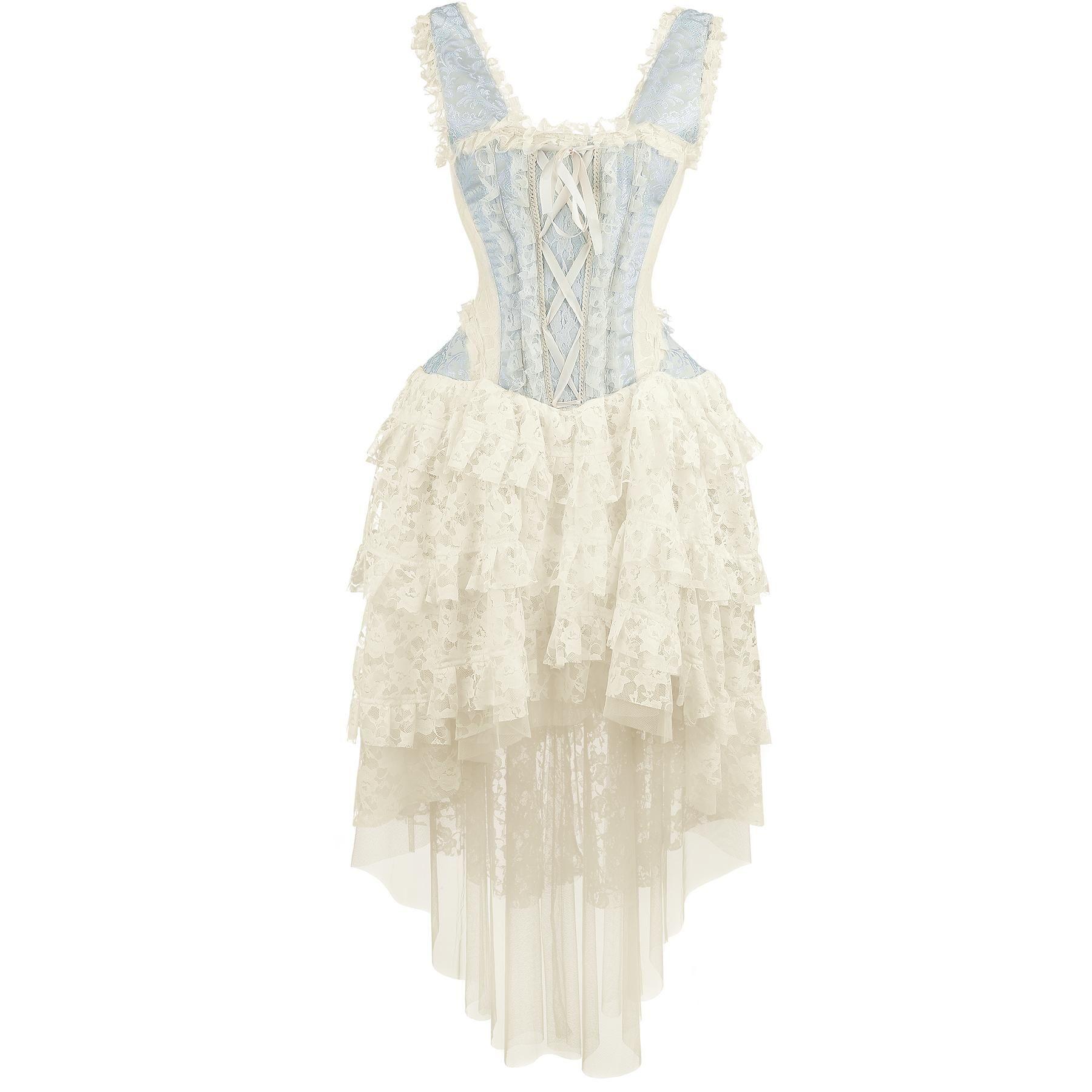 Ophelie Dress - Langes Kleid von Burleska | CLOTHING | Pinterest ...