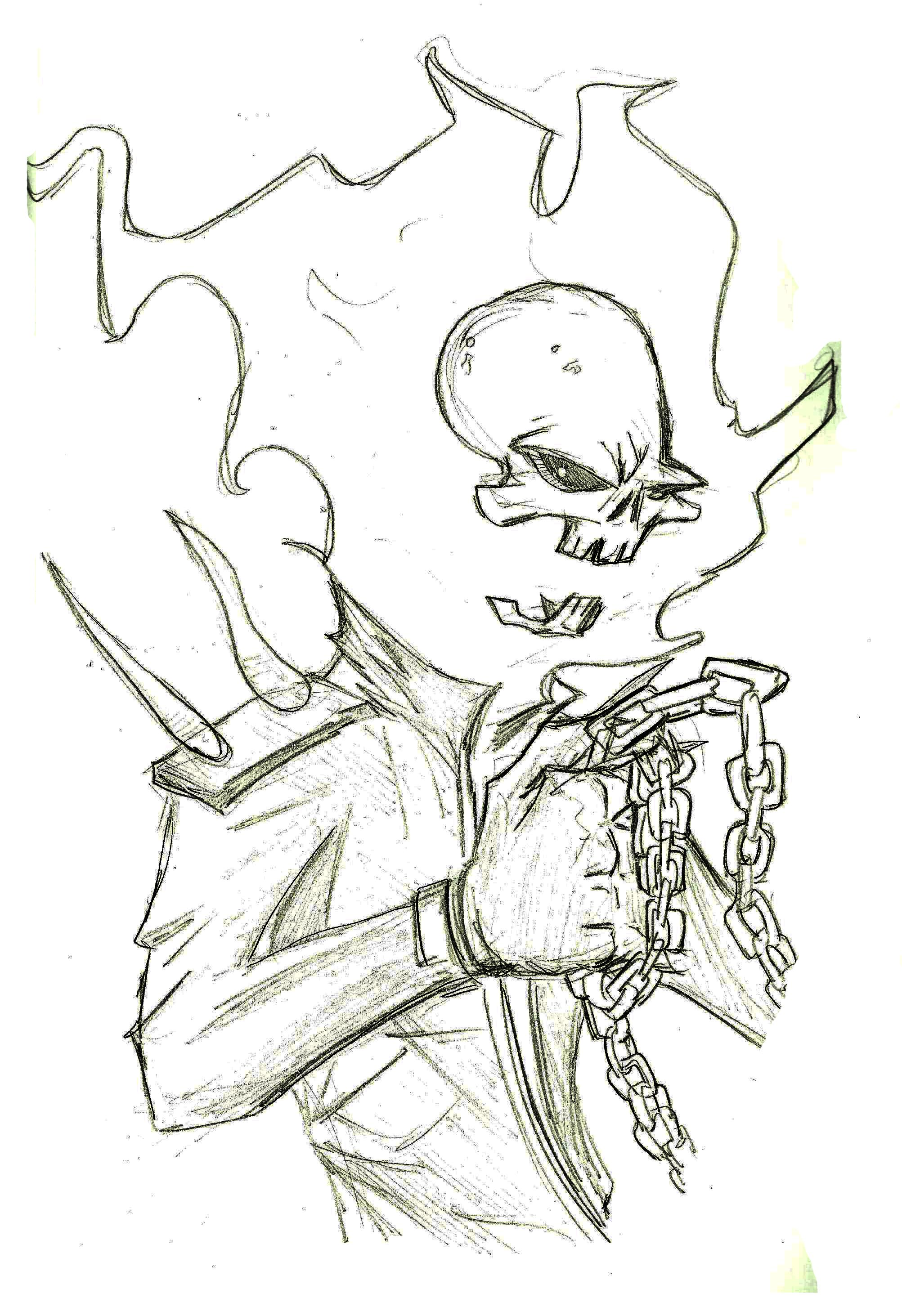 Skottie Young Sketches Google Search Desenhos Sombreados