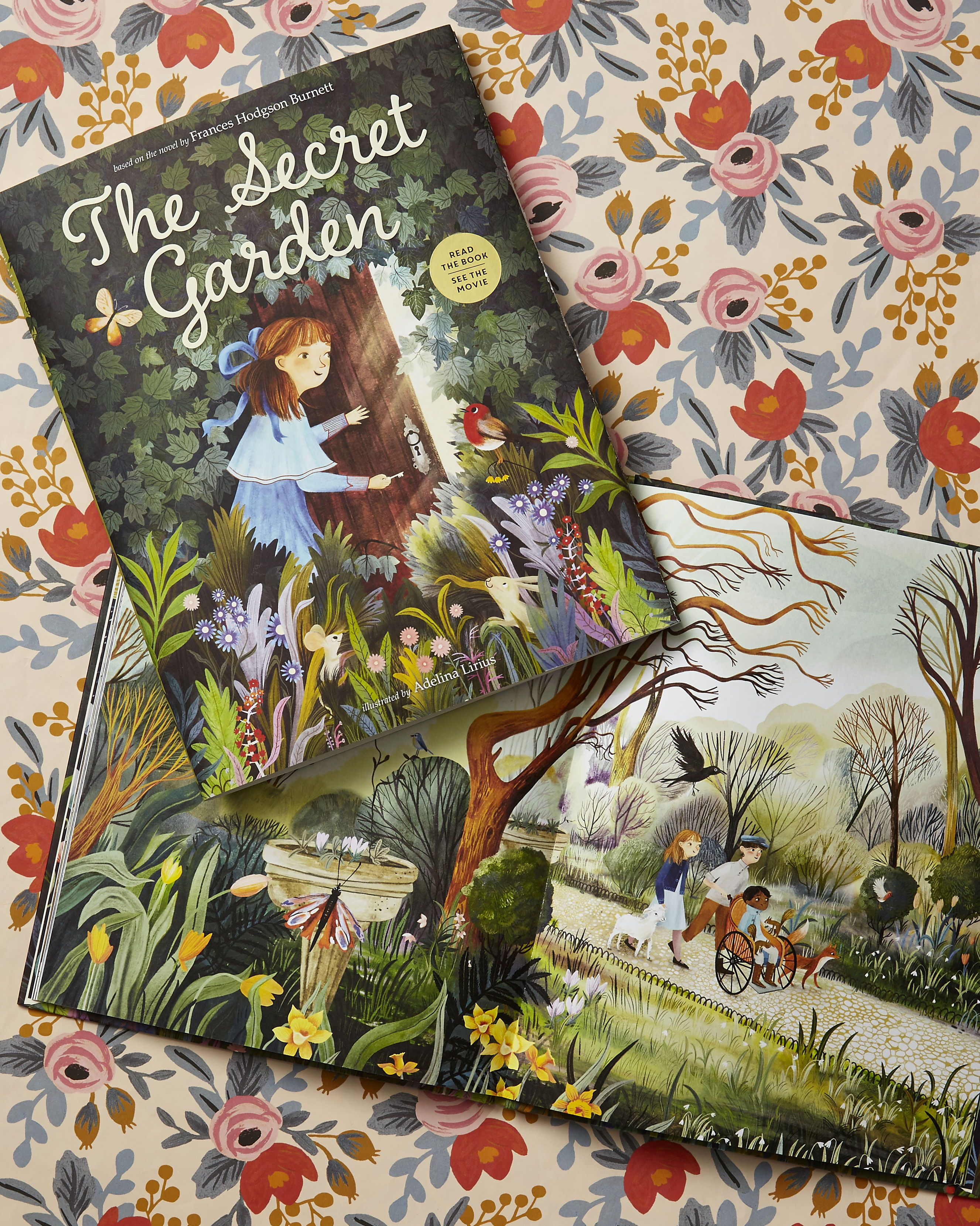 The Secret Garden Secret Garden Classic Kids Picture Book