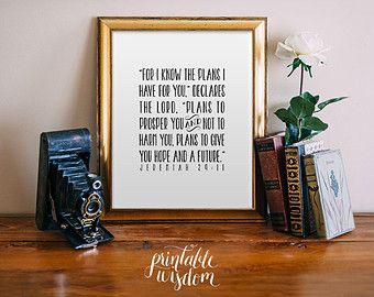 Lord's Prayer Printable Wisdom scripture Bible by PrintableWisdom