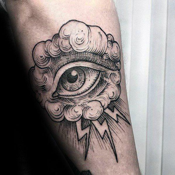 Photo of 60 tatouages d'esquisse pour hommes – idées de conception artistique