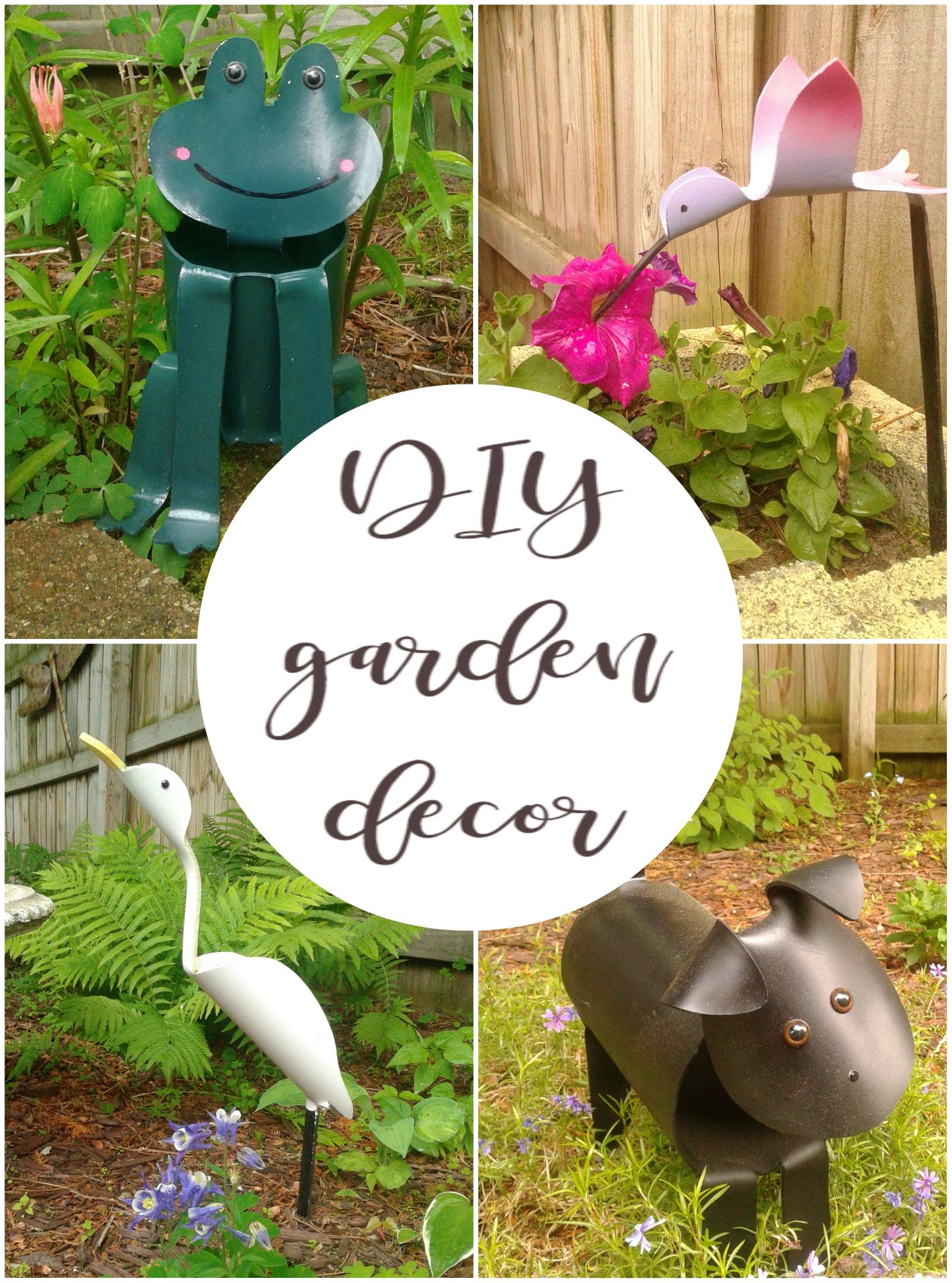 Add Some Fun To Your Garden With These Adorable And