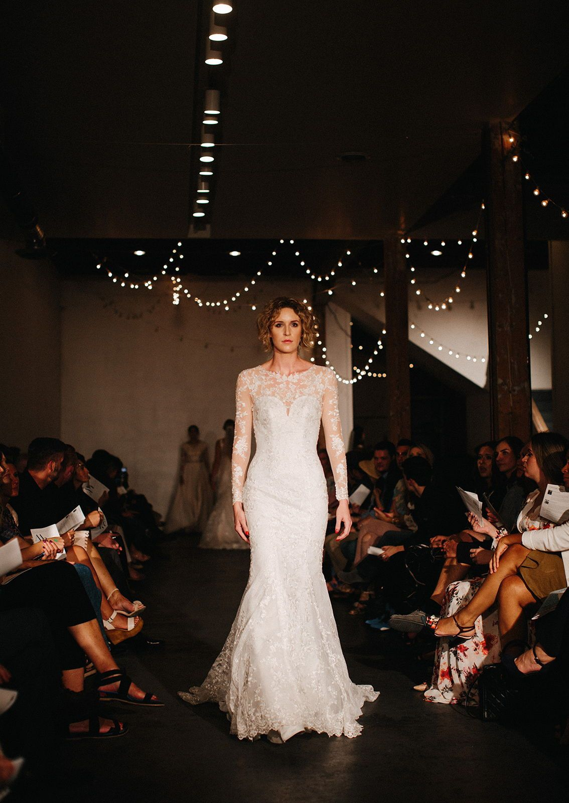 Our New Line Is Simply Stunning Walking The Runway At Utah Fashion Week Looking For Your Lovely Wedding Dress Designer Wedding Gowns Dream Wedding Dresses