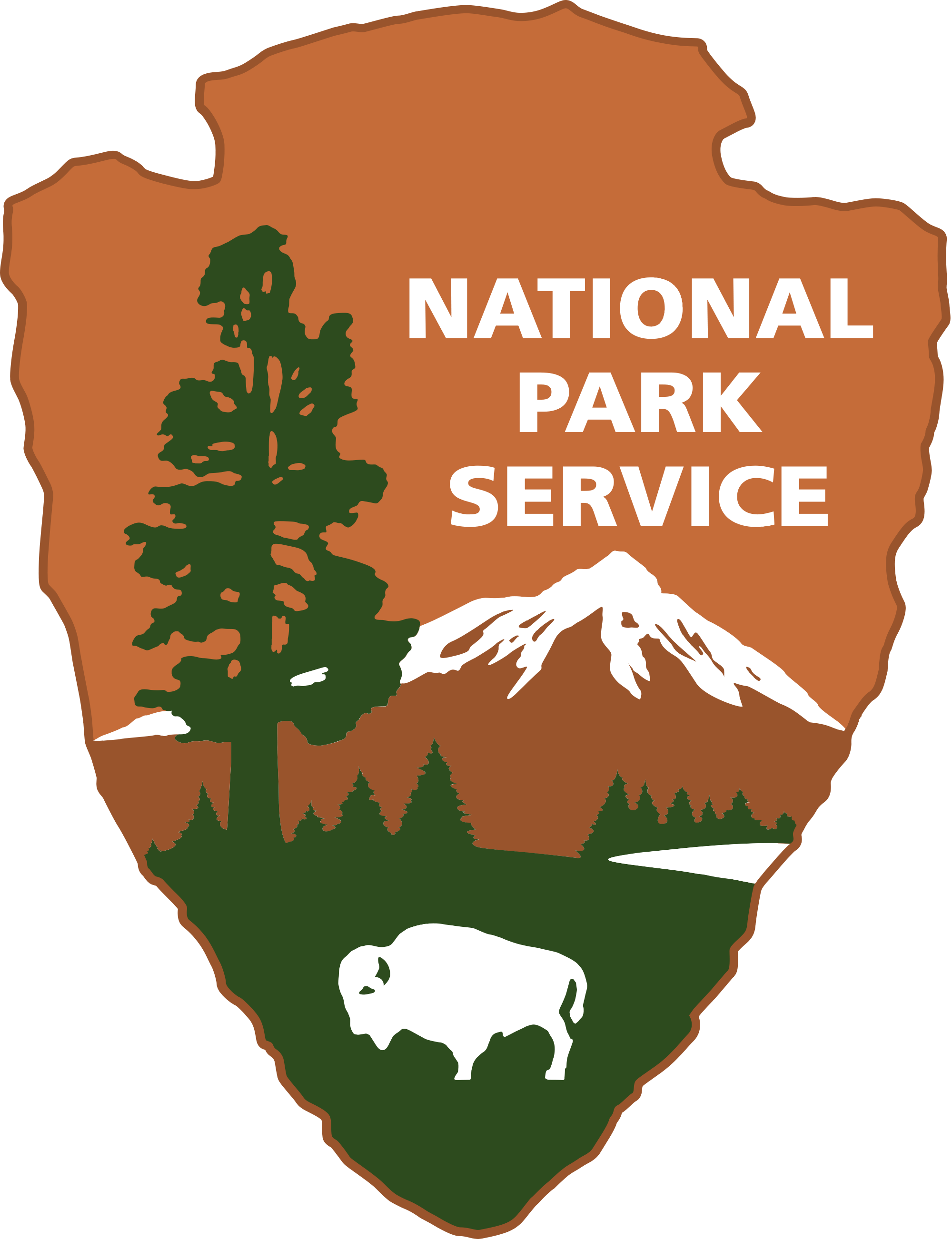 List Of The United States National Park System Official