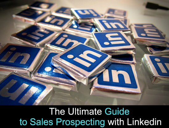 The Ultimate Guide to Sales Prospecting with Linkedin http://ow.ly/Ja90D