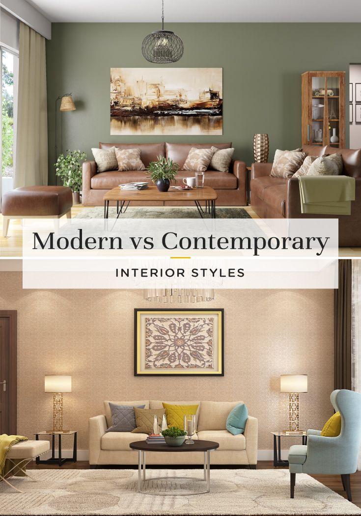 Modern vs Contemporary: Unravel the Enigma | Contemporary ...