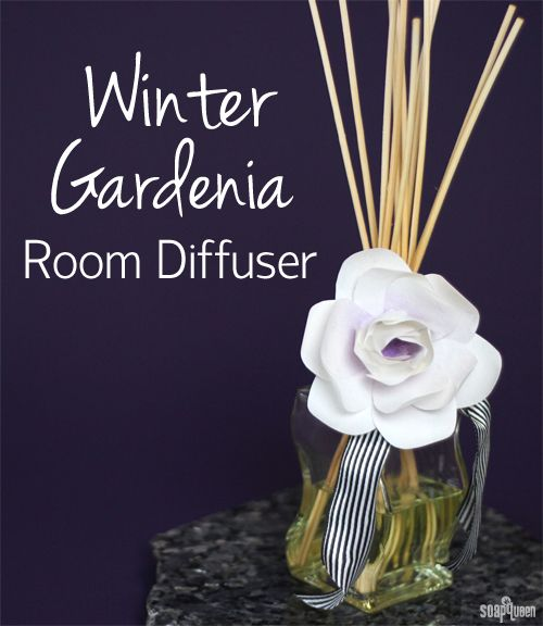 Winter Gardenia Room Diffuser Recipe With Images Room