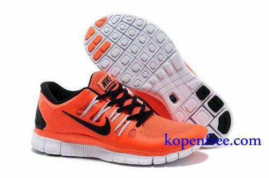 finest selection 23edb 41d22 Goedkoop Schoenen Nike Free 5.0 + Heren (kleurvamp-oranjezoo
