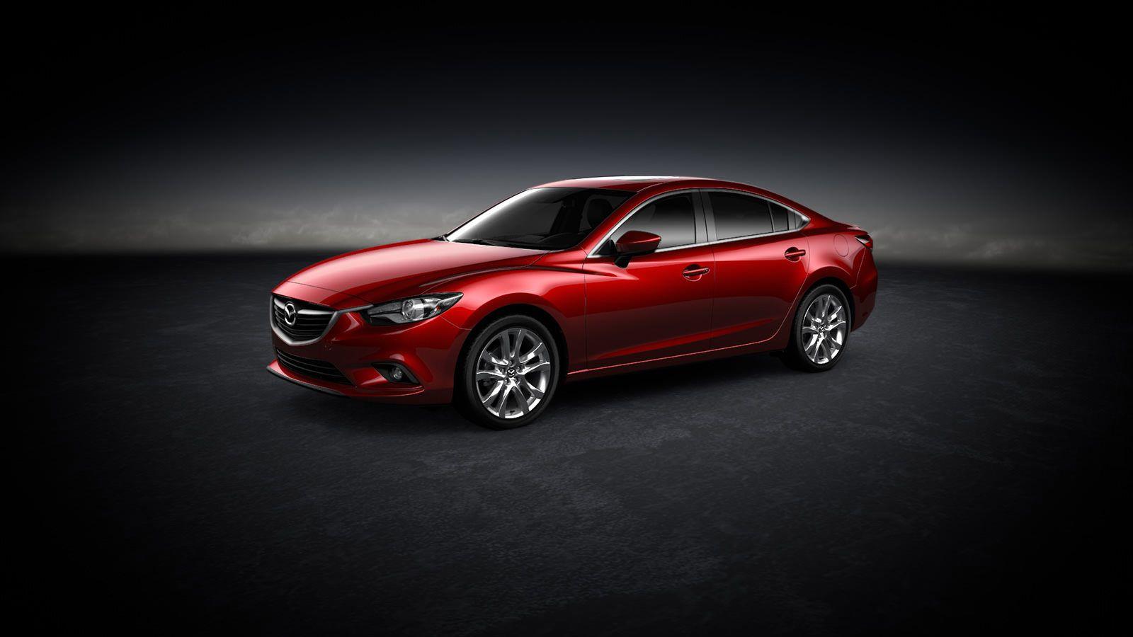 2015 Mazda Atenza Full HD Wallpaper