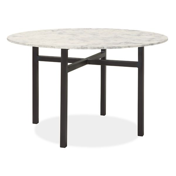 Room Board Benson 48 Diam 29h Round Table Table Modern