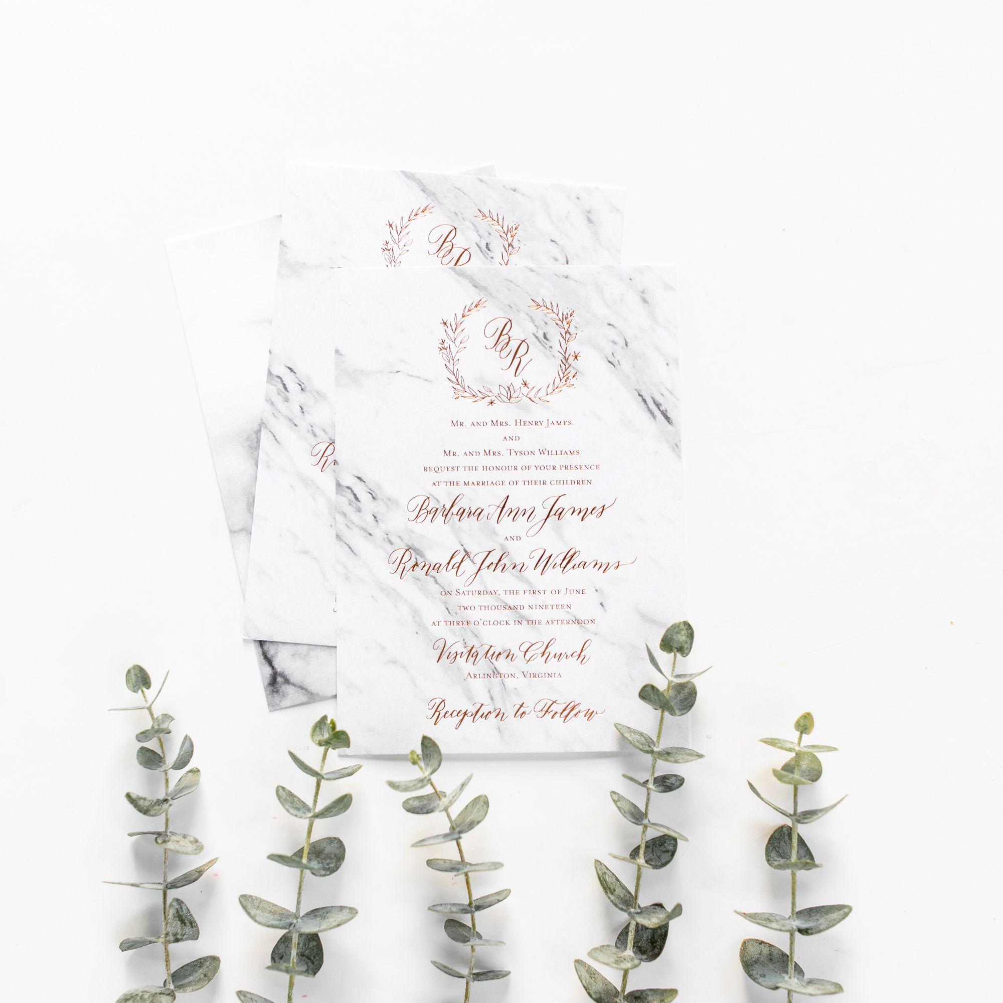 Invitations Wedding Calligraphy Calligraphy And Laura Hooper