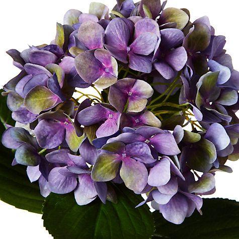Floralsilk Hydrangea Blue Hydrangea Silk Hydrangeas Hydrangea Flower