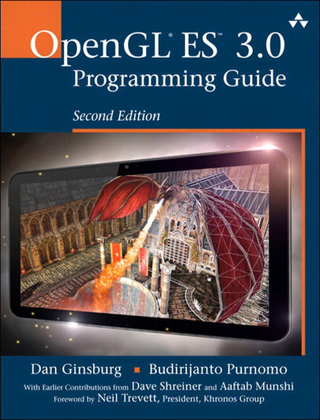 OpenGL ES 3.0 Programming Guide (eBook) in 2019